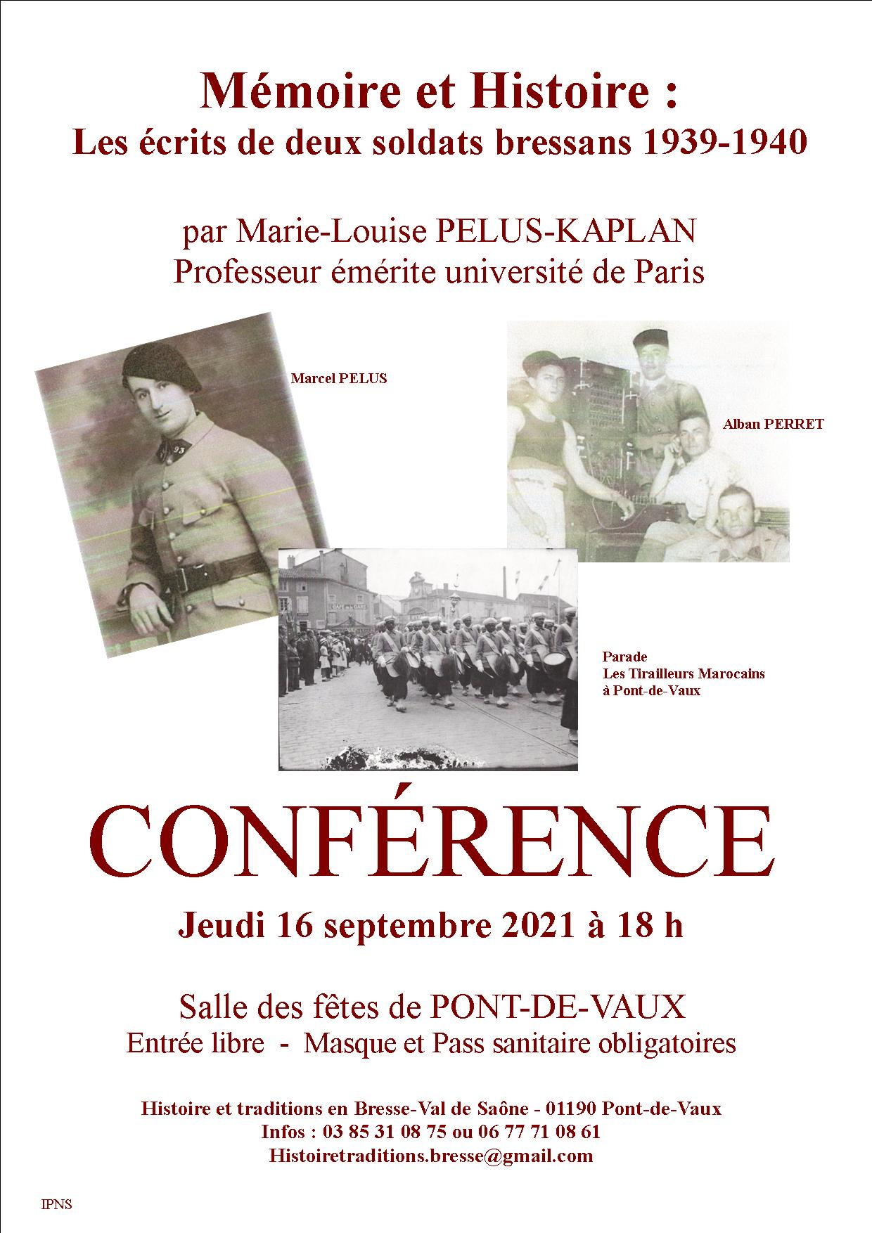 Affiche Confrence 2021 2