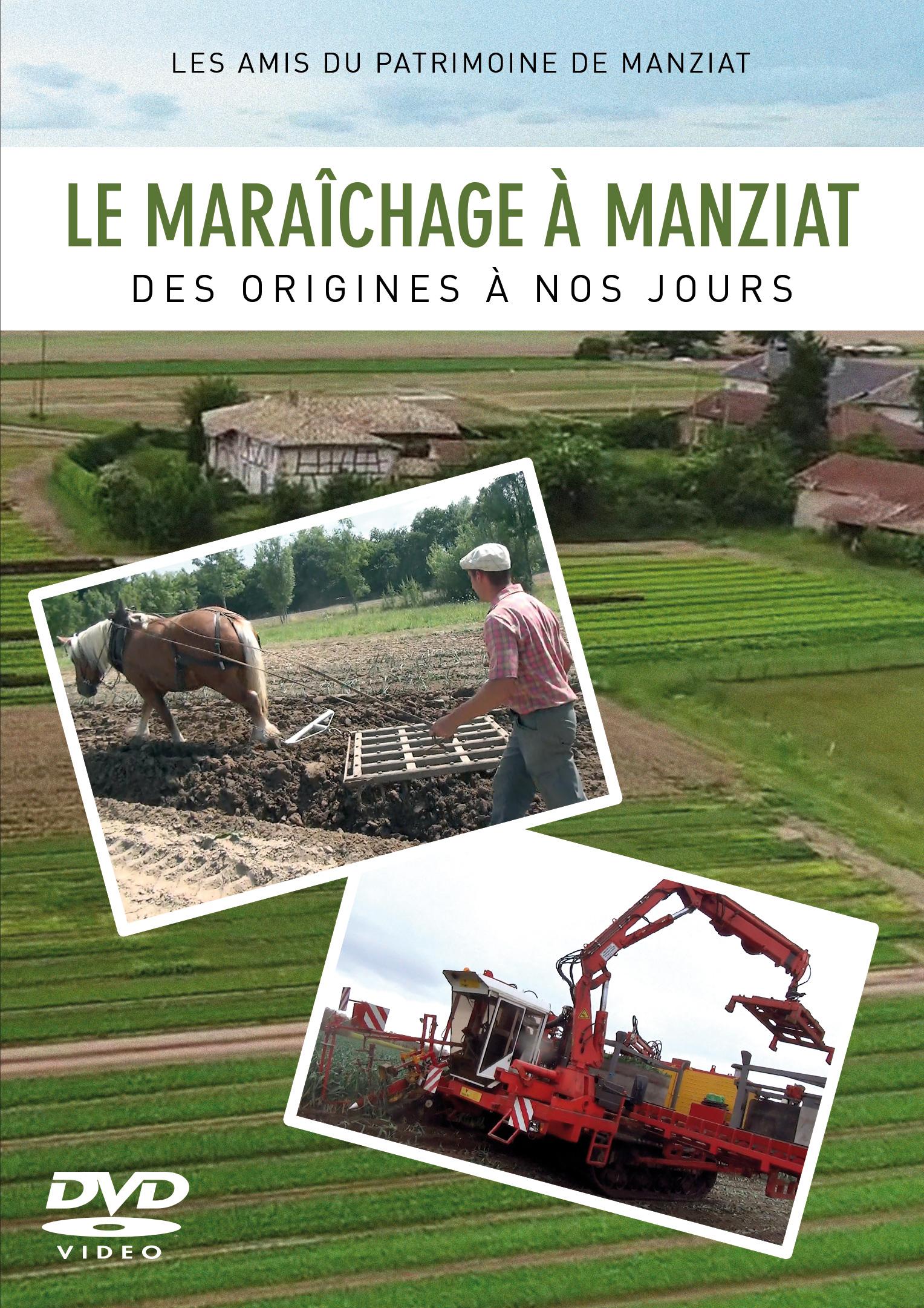 DVD maraichage Manziat P.P.A.Info