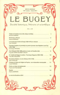 Revue Le Bugey n104