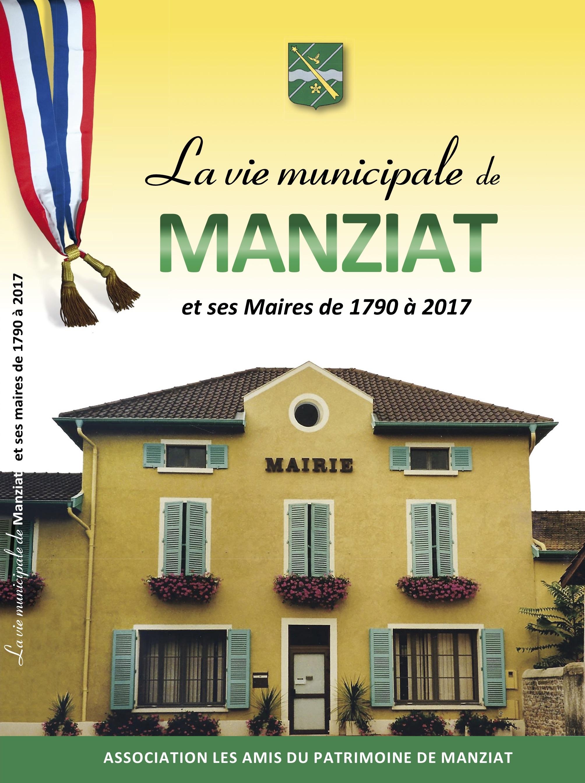 couverture livre PatrimoineManziat.