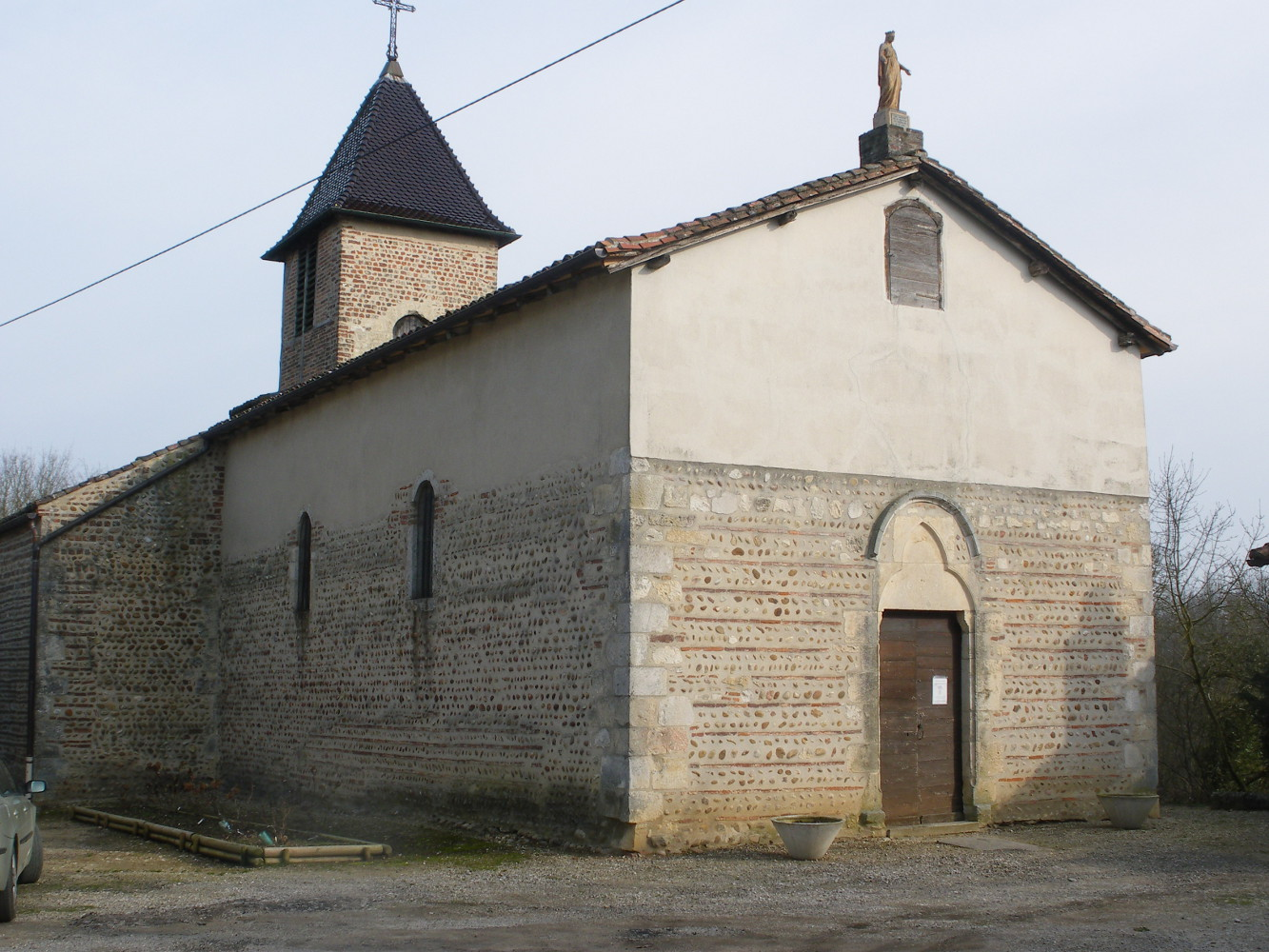 La chapelle de Beaumont