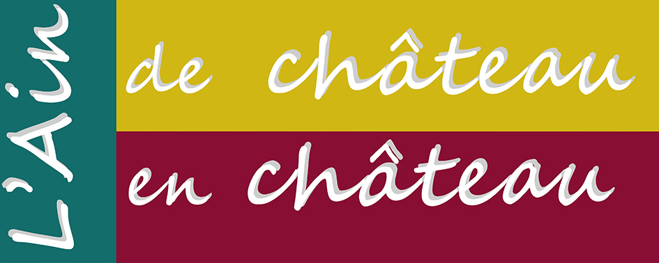 logo Ain de chateau en chateau INPI