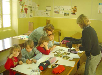 Intervention école de Beaupont